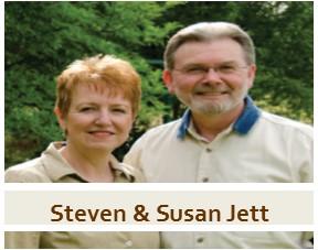 Steven and Susan Jett