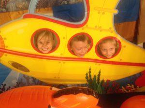 Kids and Submarine